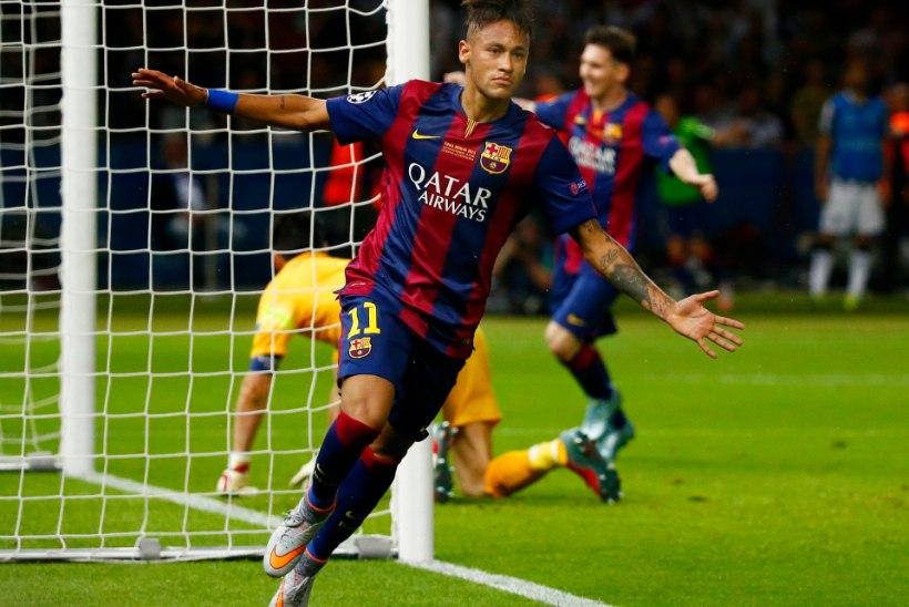 f15dc40ef46 NII SEE JUHTUS | FC Barcelona on taas Euroopa meister! | Õhtuleht