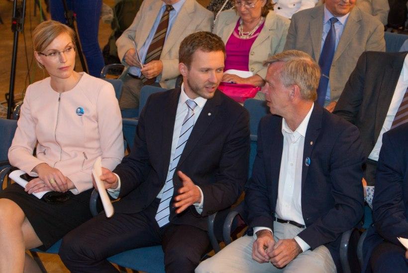 GALERII   IRLi suurkogul valitakse erakonnale uus esimees