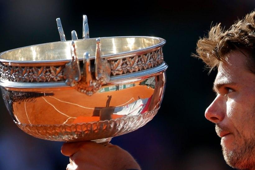 Finaalis Djokovicile tuule alla teinud Wawrinka: see oli mu elu mäng!
