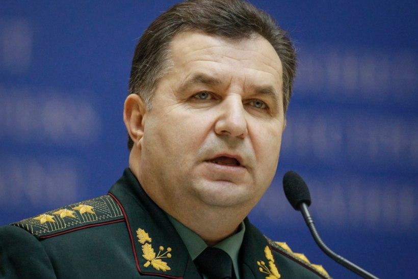 Ukraina kaitseminister: pärast relvarahu algust on tapetud 100 Ukraina sõdurit ja 50 tsiviilelanikku