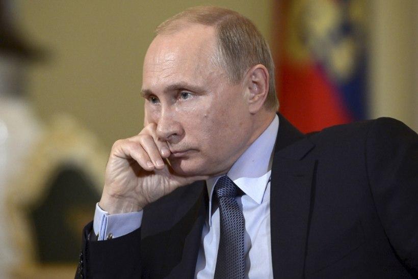 G7 ähvardas Putinit uute sanktsioonidega