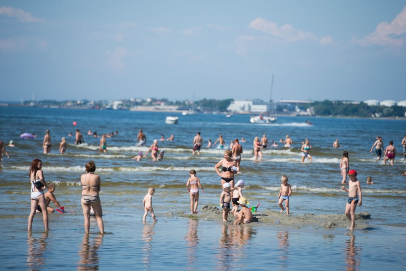 Terviseametnikud: vette ei tohi pissida!