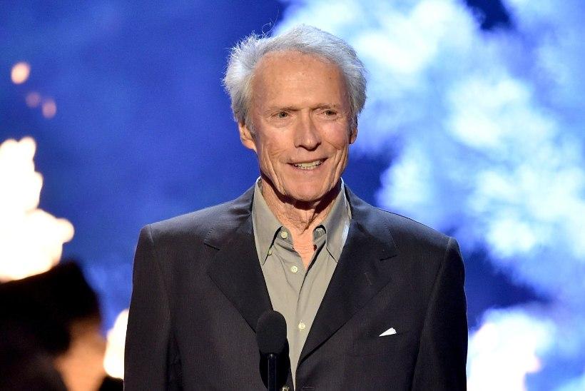 Clint Eastwood pilkas Caitlynit