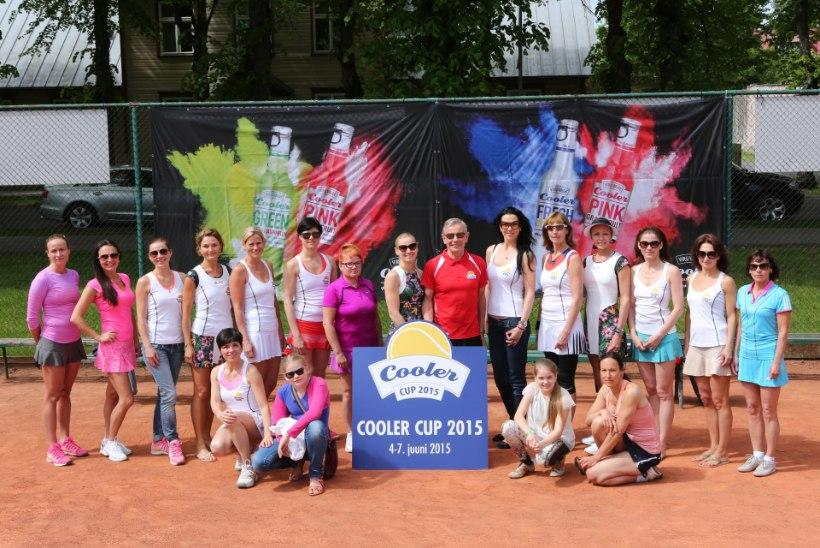 GALERII | Prestiižsel harrastajate tenniseturniiril jagati võidukarikat 11. korda