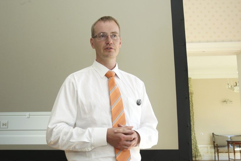 VKG juht Priit Rohumaa lahkub ametist
