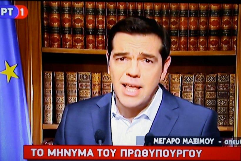 Kreeka võlakriisile otsitakse lahendust