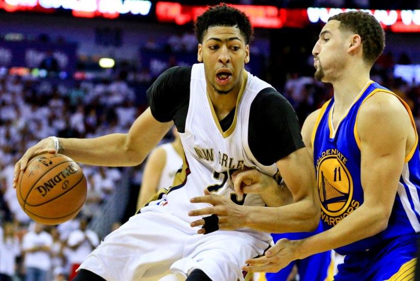 NBA meeskond maksab 22aastasele mängijale 130 miljonit eurot