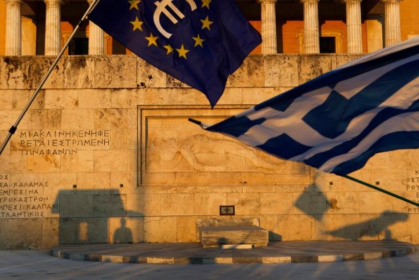 Kreekat ei visata välja