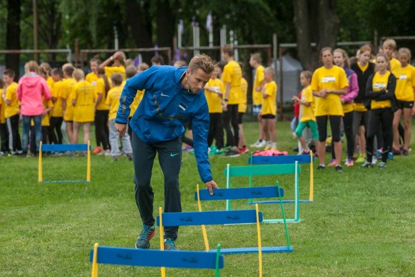 Rasmus Mägi valmistub keset EMi melu MMiks
