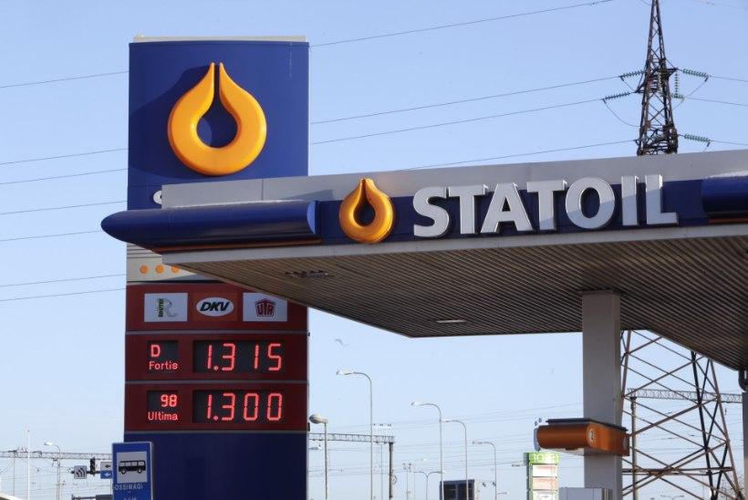GRAAFIK: vaata, kuidas on viimasel aastal muutunud bensiini hind
