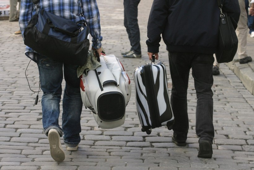 Eestit külastavate turistide arv teeb vähikäiku