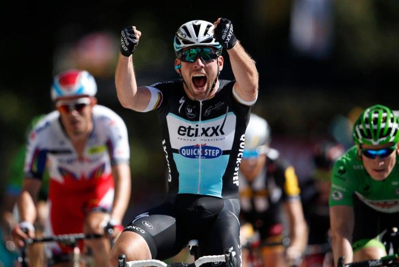Tour de France: seitse etappi, kuus erinevat võitjat