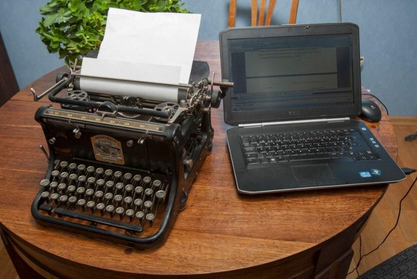 """Kirjanik Mari Saat: """"Võib-olla peaks arvutist pliiatsi juurde tagasi pöörduma."""""""