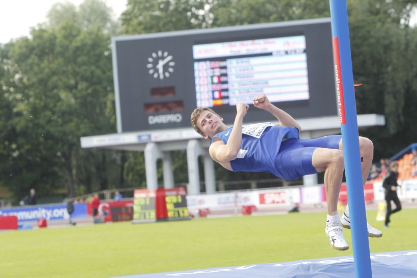 U23 EM | GALERII: Janek Õiglane on avapäeva järel 8000 punkti graafikus!