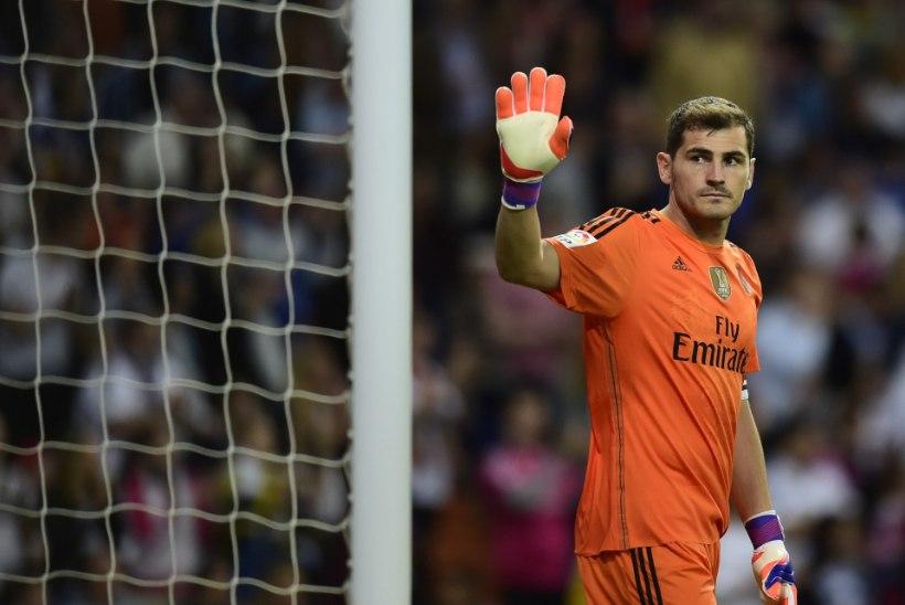 Madridi Real lasebki klubi elaval legendil tasuta lahkuda?
