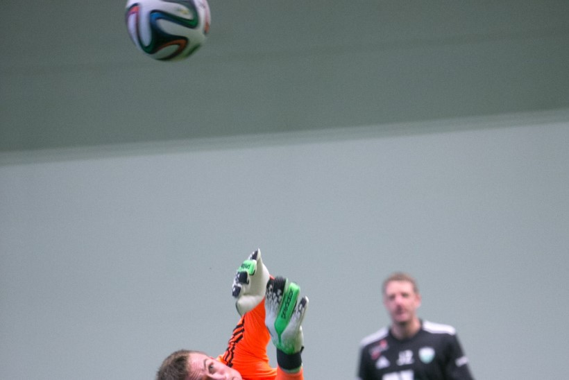 TUBLI MEES! Mihkel Aksalu tegi Soome kõrgliigas hooaja üheksanda nullimängu