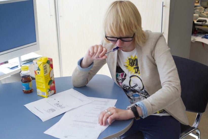 Akadeemiline test: kui tead, siis tead, kui ei, paned huupi!