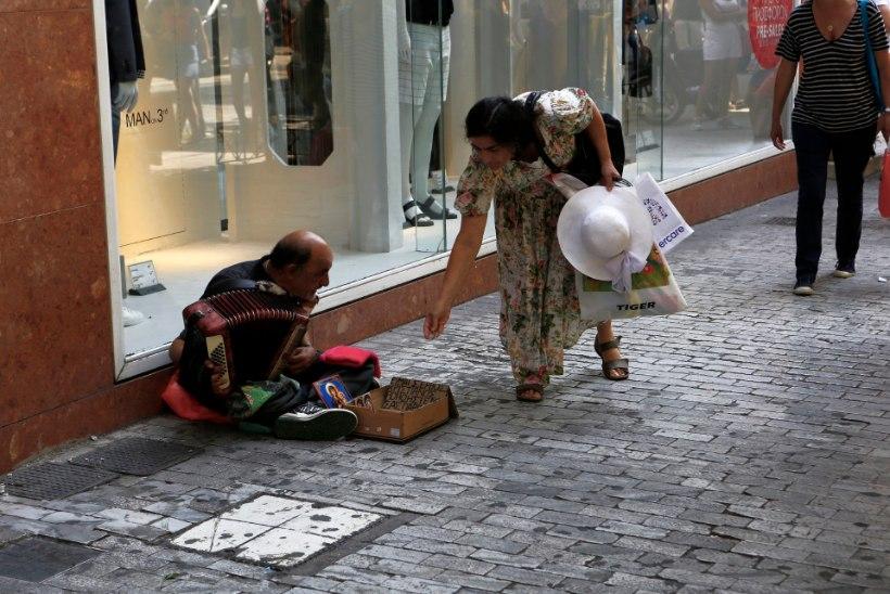Kreeka kriis lõhestas Euroopa