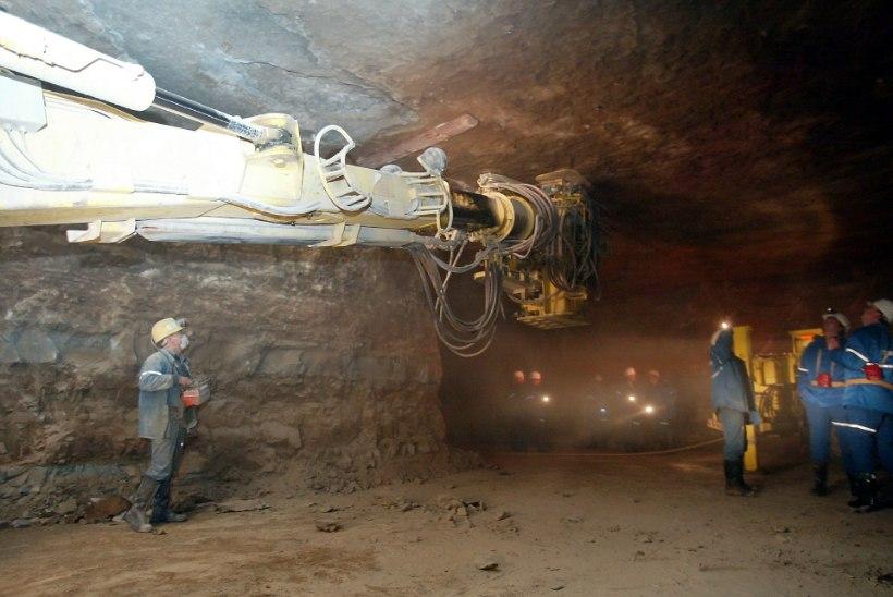 Koondatud kaevuritel on Ida-Virumaal raske tööd leida: vajatakse enamasti juuksureid või müüjaid