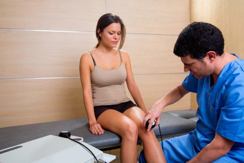Ultrahelil on imeline toime haavade parandamiseks