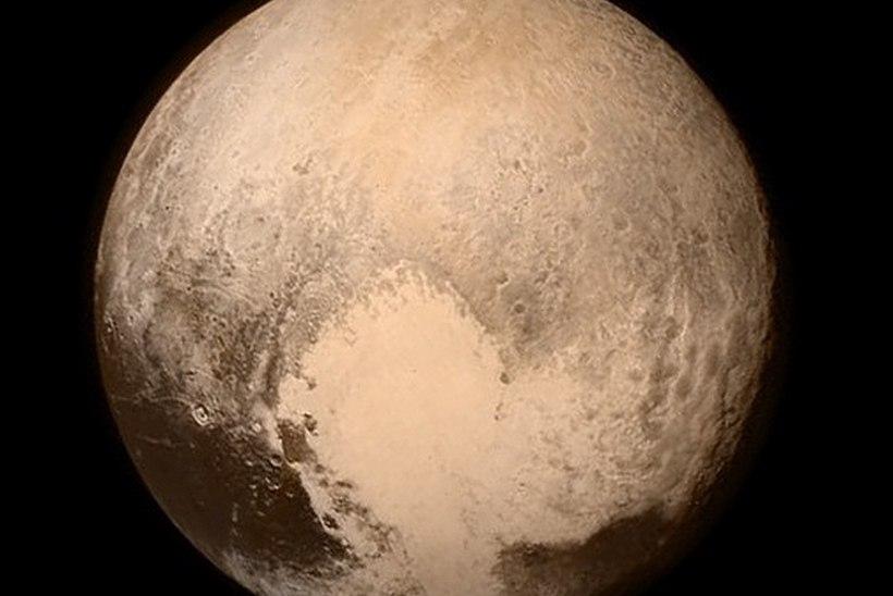 Pluuto osutus seniarvatust suuremaks
