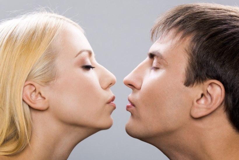 Üle poole inimestest maailmas ei suudle