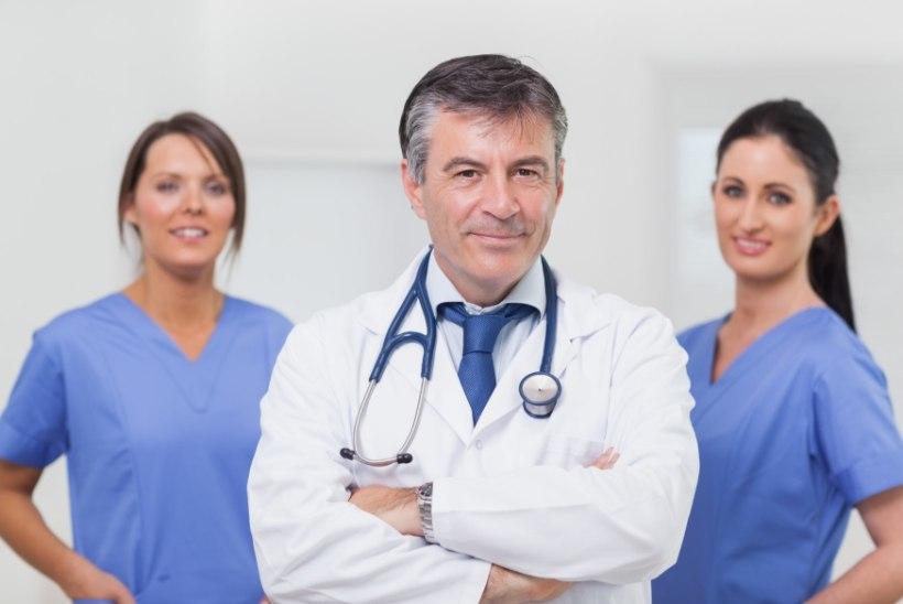 Eestis on kulud tervishoiule suurenenud
