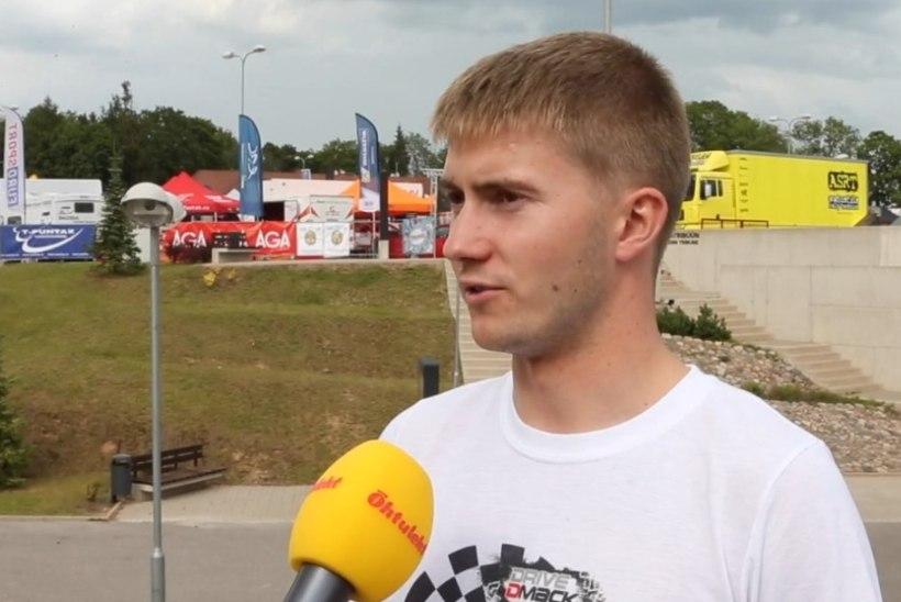 ÕHTULEHE VIDEO | Sander Pärn: loodan väga, et auhinnakapp täieneb võitjakiivriga!