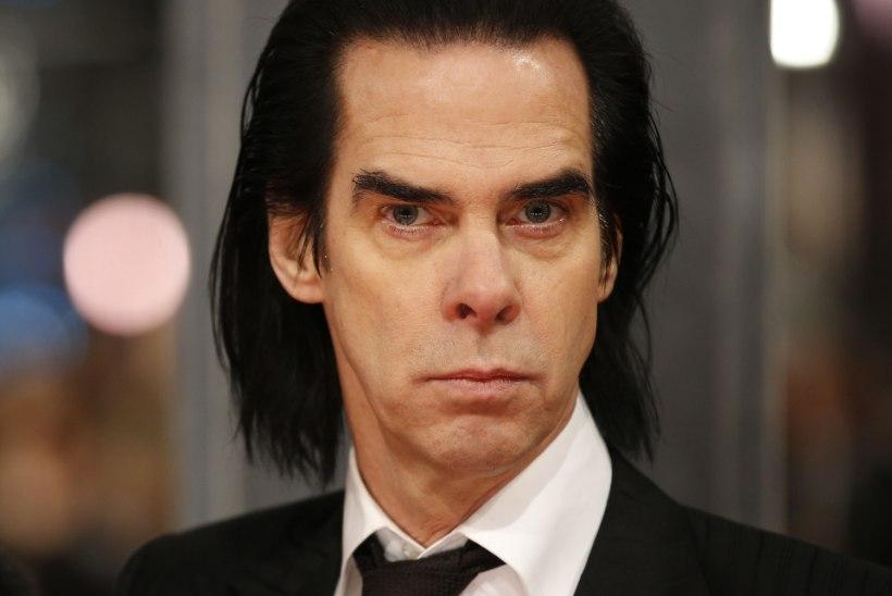 Nick Cave'i poeg hukkus