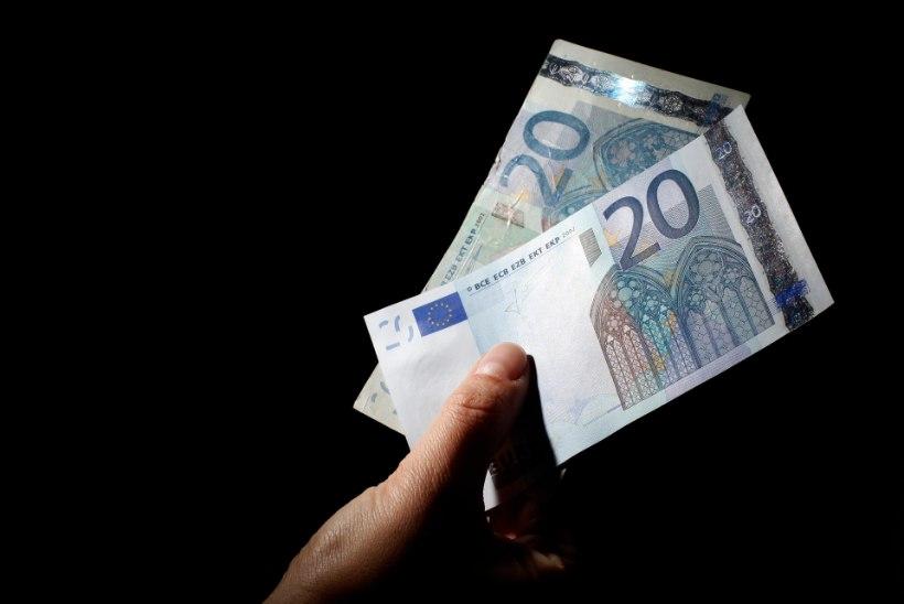 Riik hakkab maksma 100 euro suurust elatusabi