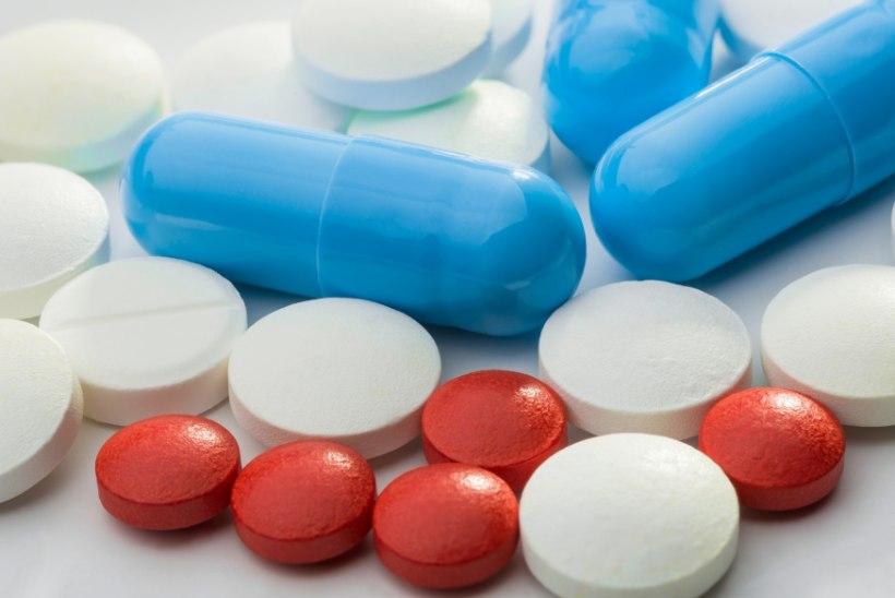 Antidepressandid koos valuvaigistiga suurendavad insuldi riski
