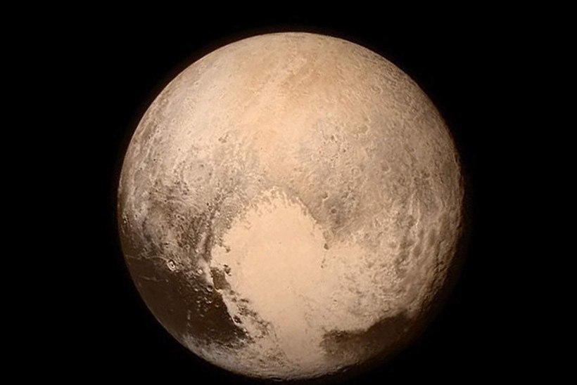 Pluuto: päikesesüsteemi kogukaim kääbusplaneet