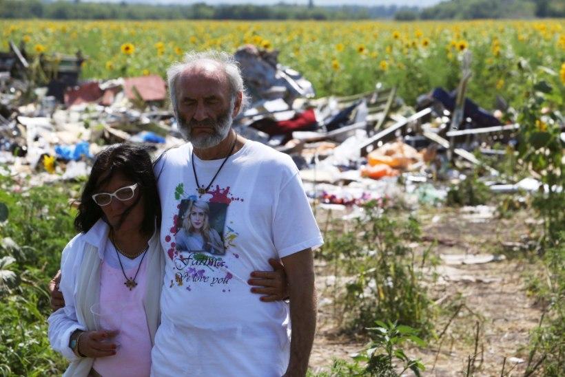 """""""MH17 reisijatest said võõra sõja ohvrid"""""""