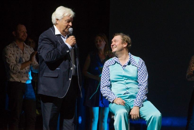 """Ivo Linna: """"Ma pole tükil ajal nii südamest naernud kui """"Ma olen Ivo Linna"""" etendusel!"""""""