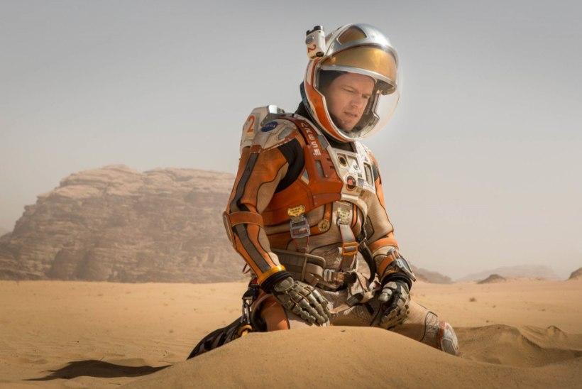 LÕKSUS: Matt Damon hakkab Marsil kartuleid kasvatama