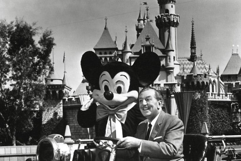 Disneyland sai 60aastaseks