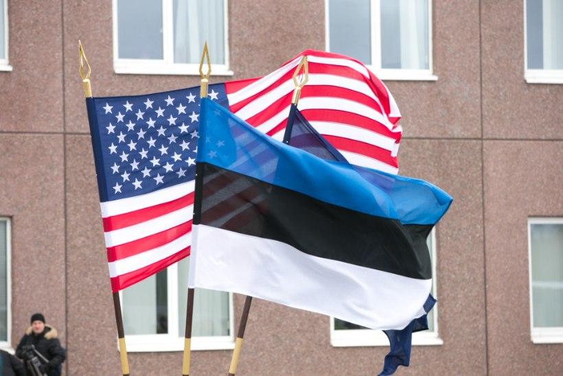 Eestisse saabub USA pioneeriüksusele vahetus