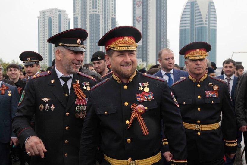 Kadõrov lubas naisest lahutada, kui too ei kasuta köögis Tšetšeeniast pärit tooteid