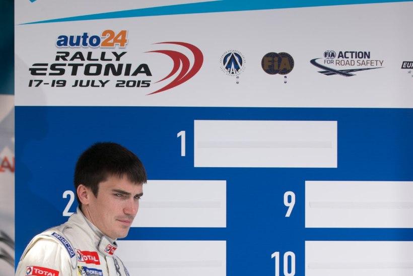INTERVJUU | ERC sarja liider Craig Breen: Eestis on tohutult kiireid sõitjaid