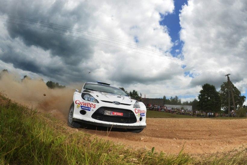 Rally Estonia stardirivi täienes kahe kiire sõitjaga