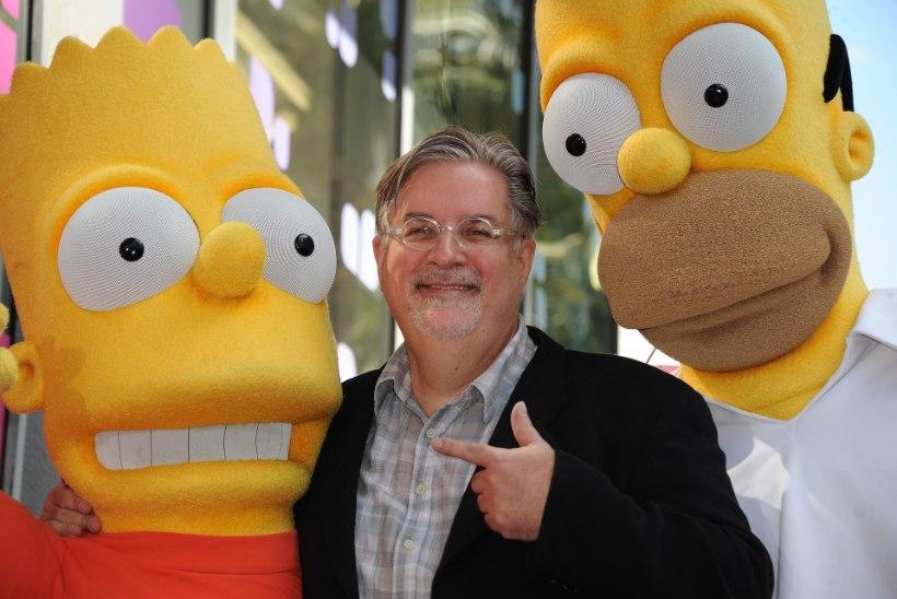 """""""Simpsonite"""" looja kohtles oma alluvaid nagu loomi?"""