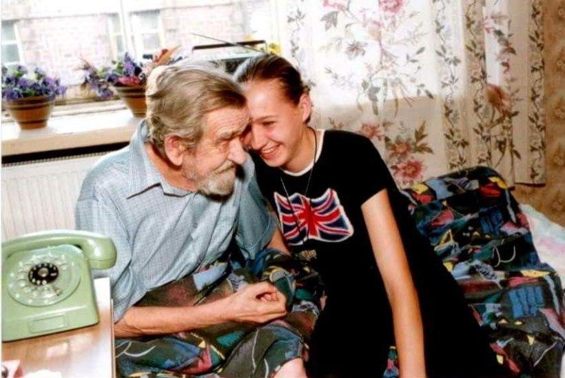 Hardi Tiiduse tütar: isa seljatas  küll vähi, kuid suri külmetusse...