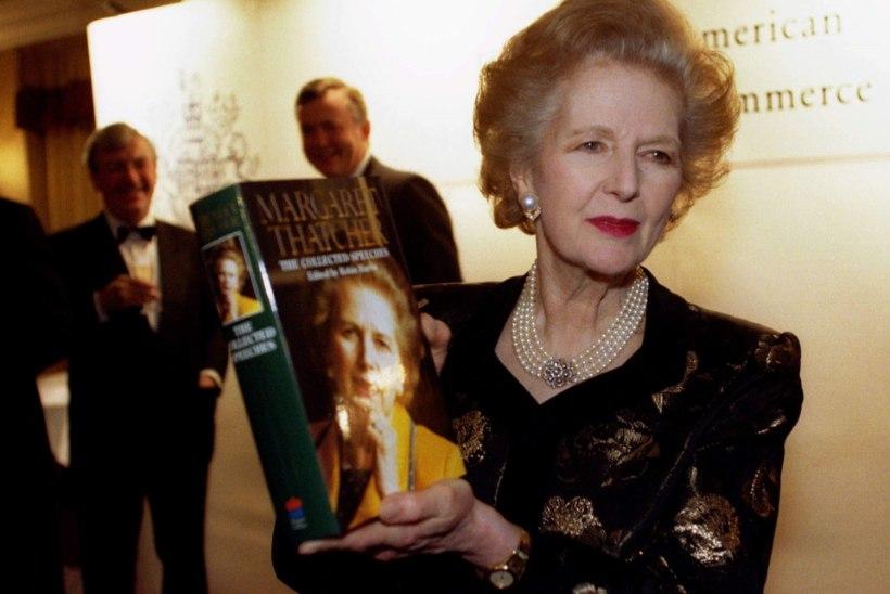 Margaret Thatcheri nooruslikkuse saladus: 0,3 amprit vannivette