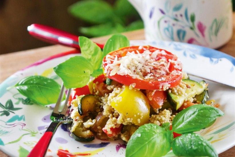 Suvine köögivilja-kanavorm