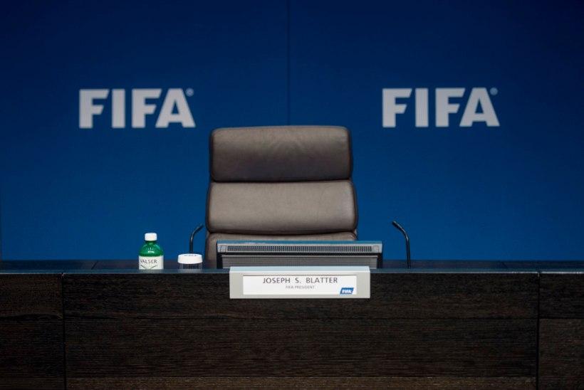 FIFA täitevkomitee avalikustas erakorraliste presidendivalimiste kuupäeva