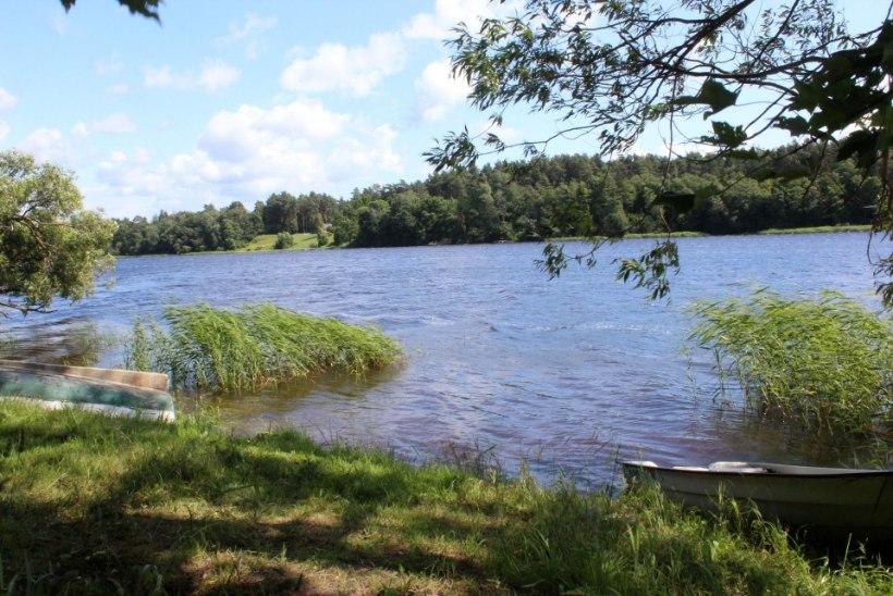 Pärnumaal jõkke uppunud kalamees oli Rein Vihalemm