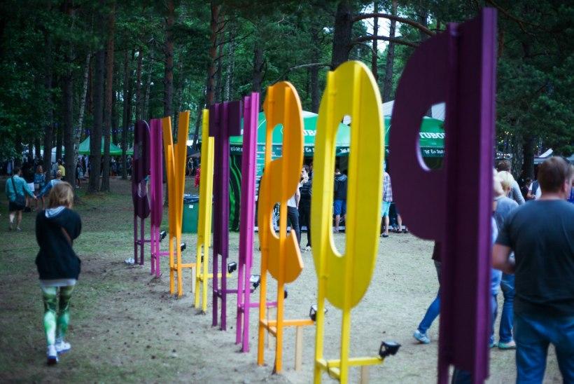 GALERII | Positivus Festivali rõõmus meeleolu