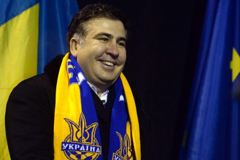 Saakašvili: Venemaa soovib NATOt proovile panna ja Balti riike rünnata