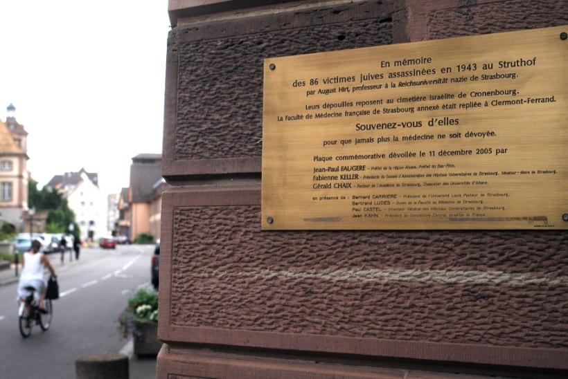 Prantsusmaalt leiti natside meditsiinikatsetes osalenud juutide jäänused