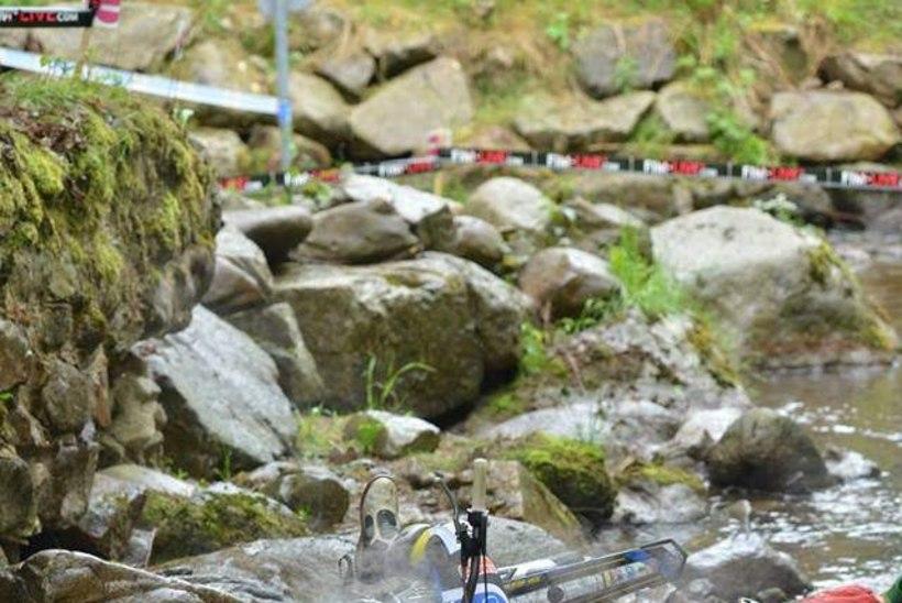 KEITY MEIER – tsiklipiiga, kes ei karda kõrgelt kukkuda